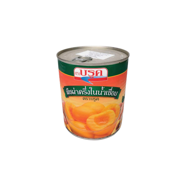 เนื้อพีชในน้ำเชื่อม